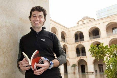 Rencontre avec Fernando Morillo écrivain basque