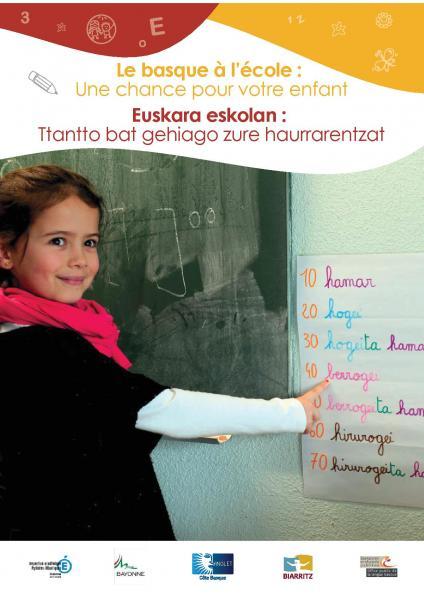 L'enseignement du basque à l'école
