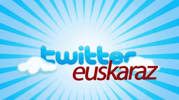 Twitter euskaraz ere