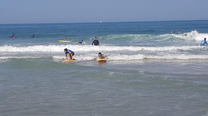 Atelier surf