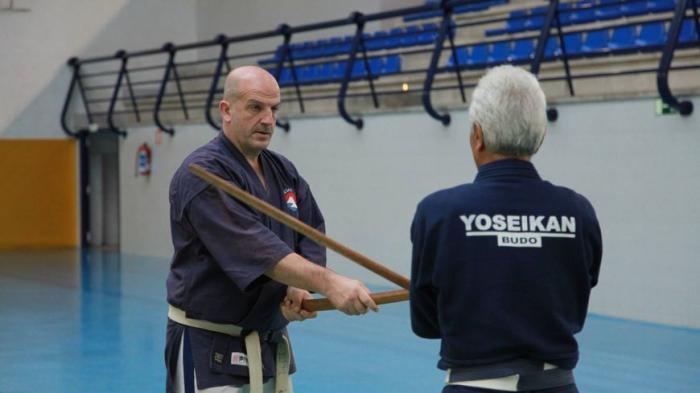 Yoseikan Budo iniziazioa