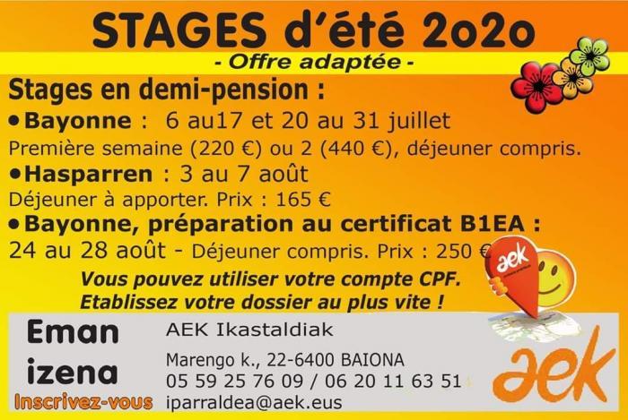 Préparation au certificat B1EA