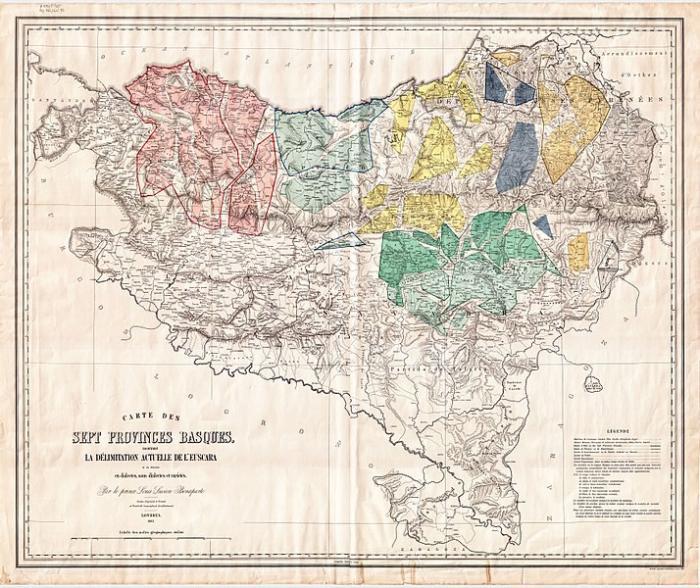 Bonaparte printzearen euskal euskalkien ikerketa