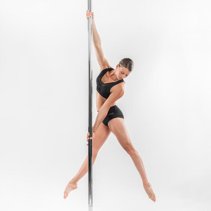 Pole dance lehen urratsak
