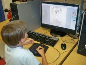 Atelier de dessin numérique