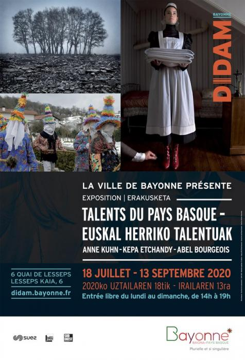 Talents du Pays Basque