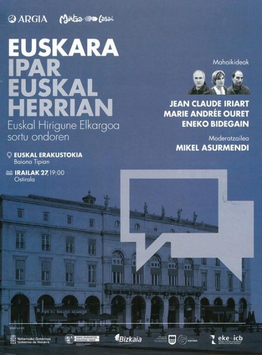 Euskara ipar Euskal Herrian