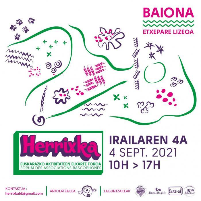 Herrixka : Forum des associations bascophones
