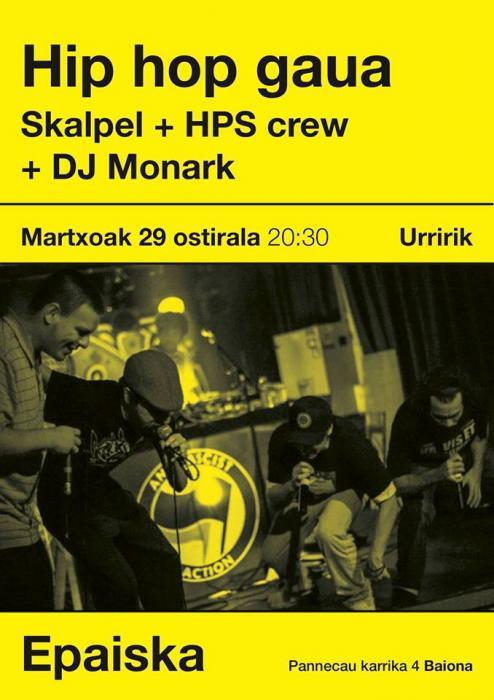 Soirée Hip hop