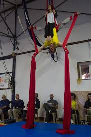 Ecole de cirque en basque