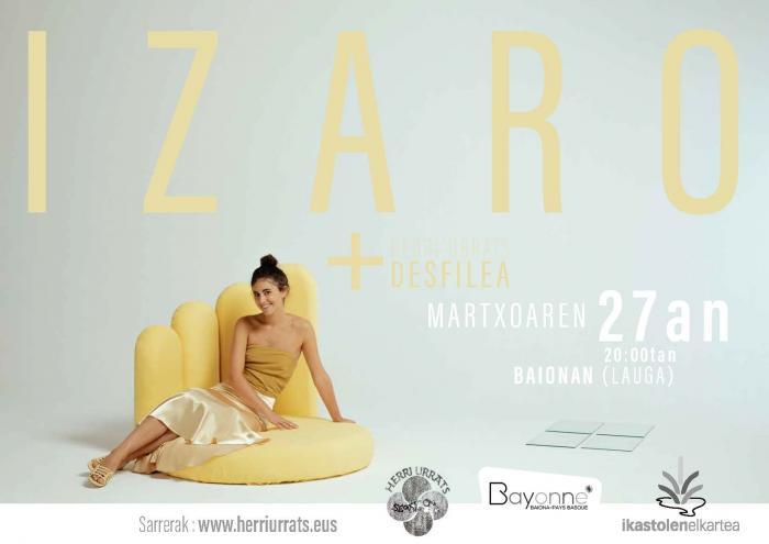 Izaro + défilé Herri Urrats - ANNULE