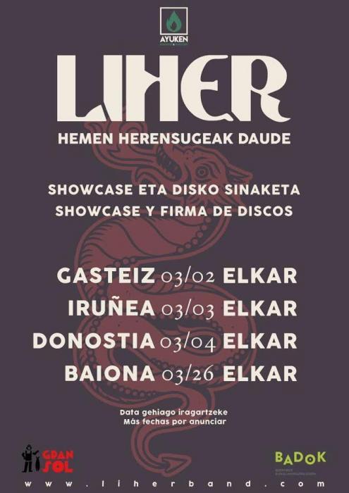 Showcase - Liher