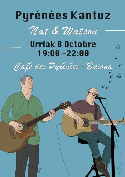 Pyrénées Kantuz : Nat & Watson