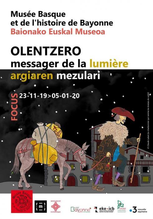 Olentzero, autrefois et aujourd'hui
