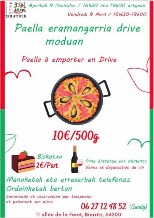 Paella drive