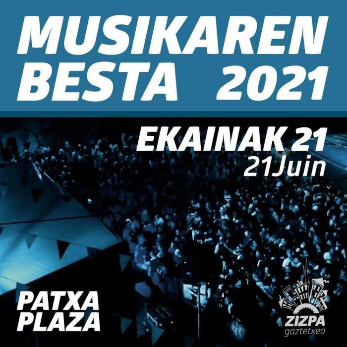 Musikaren besta 2021