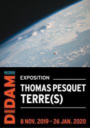 LURRAK, Thomas Pesquet-ren argazki erakusketa