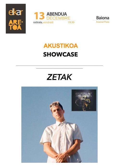 Zetak - Showcase