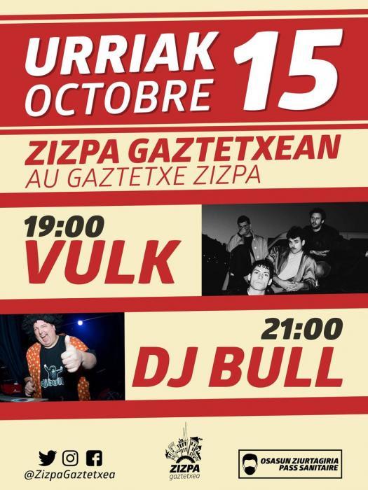 VULK eta DJ BULL