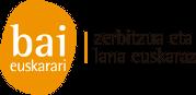 Bai euskarari Zerbitzua eta lana euskaraz