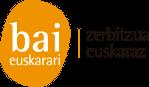 Bai euskarari Zerbitzua euskaraz