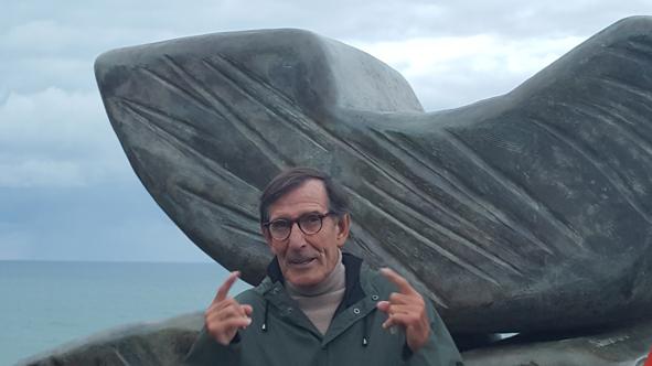 Balade à la découverte des sculptures