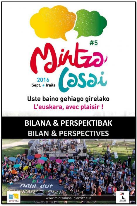Dossier bilan 2016