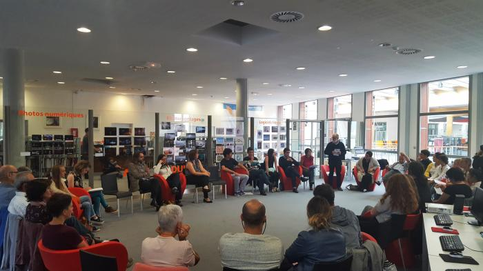 Remise des bourses Eusko Ikaskuntza - Ville de Biarritz