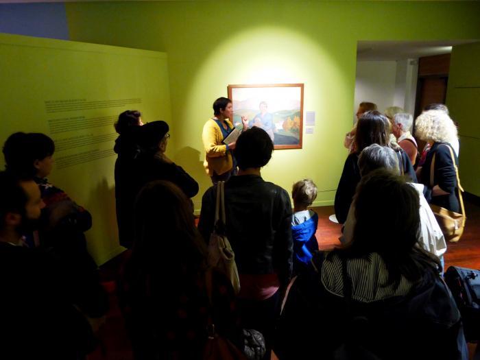 Visite guidée de l'exposition Ramiro Arrue