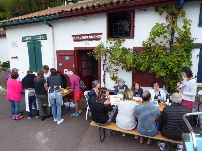 Atelier Vin&Pintxo : oenologie et gastronomie