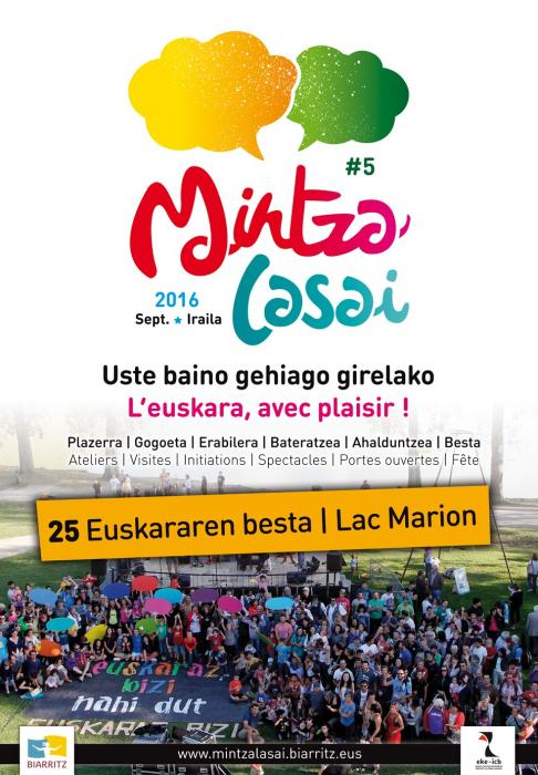 Le programme 2016
